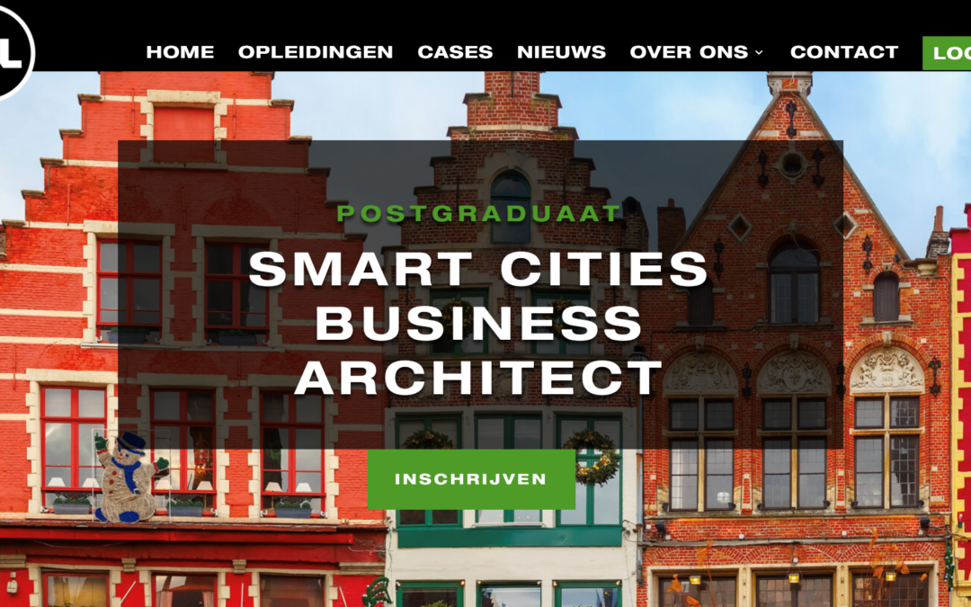 Word Smart Cities Business Architect!